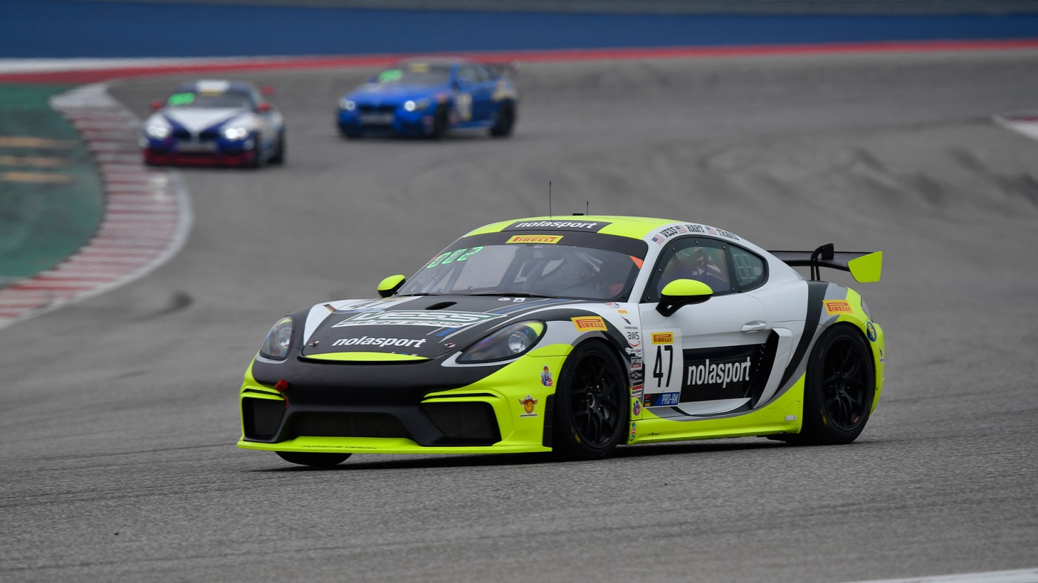 Forty-four Entries Featured Across GT4 Sprint,SprintX at VIR