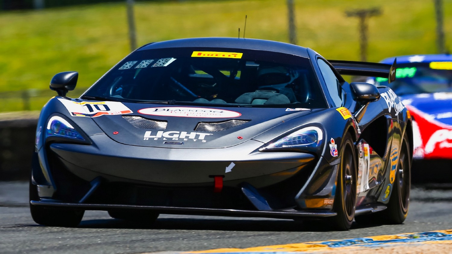 Michael Cooper Takes Exciting Pirelli GT4 America Sprint Race 1 Win at Sonoma