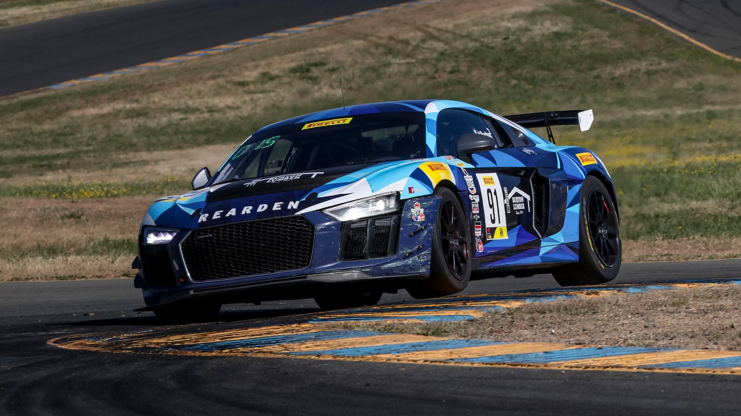 Pirelli GT4 America SprintX Am Class Point Leaders Burton/Kozarov Head to Portland for Rose Cup Races Doubleheader This Weekend