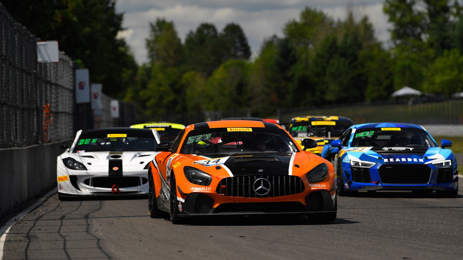 Murillo/Szymczak Win GT4 America SprintX Slugfest at Portland International Raceway