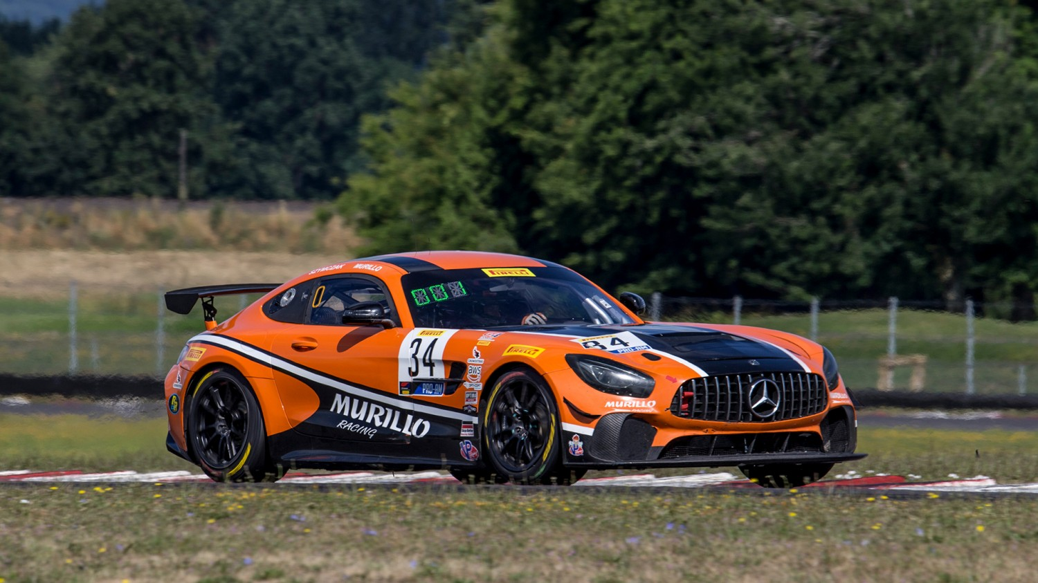 Action-Packed GT4 America SprintX Qualifying Sees Szymczak, Staveley Grab Overall Poles at Portland International Raceway