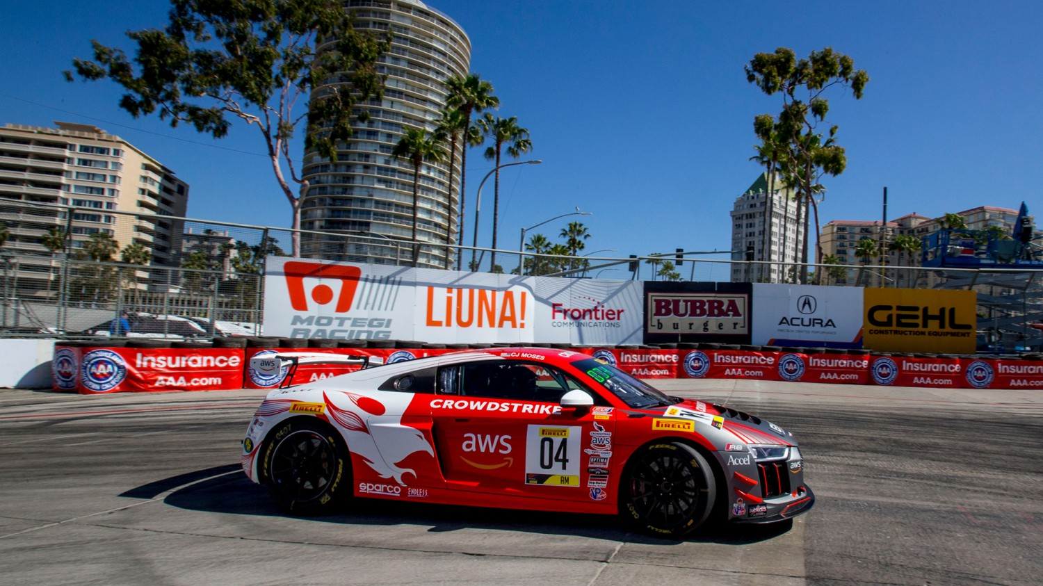 Pirelli GT4 America SprintX Race Added to 2020 Acura Grand Prix of Long Beach