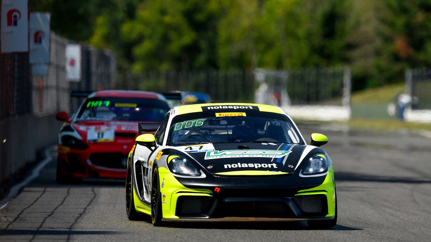 GT4 SprintX Teams prepare to charge The Glen for Next Round of Competition