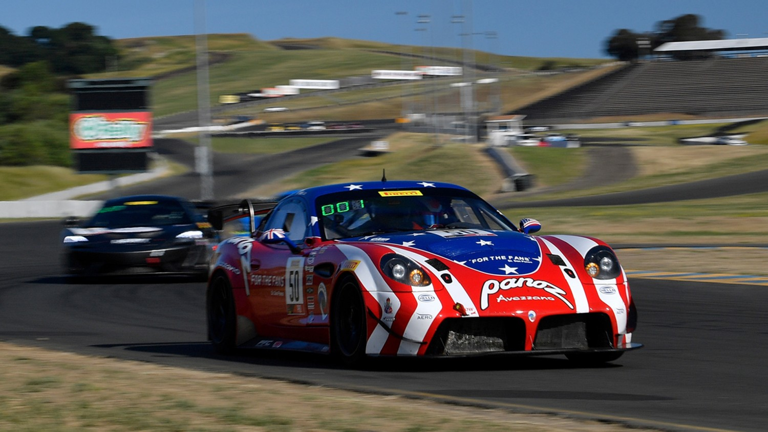 James, Cooper and Pumpelly Lead Talented GT4 Sprint America Field into Watkins Glen