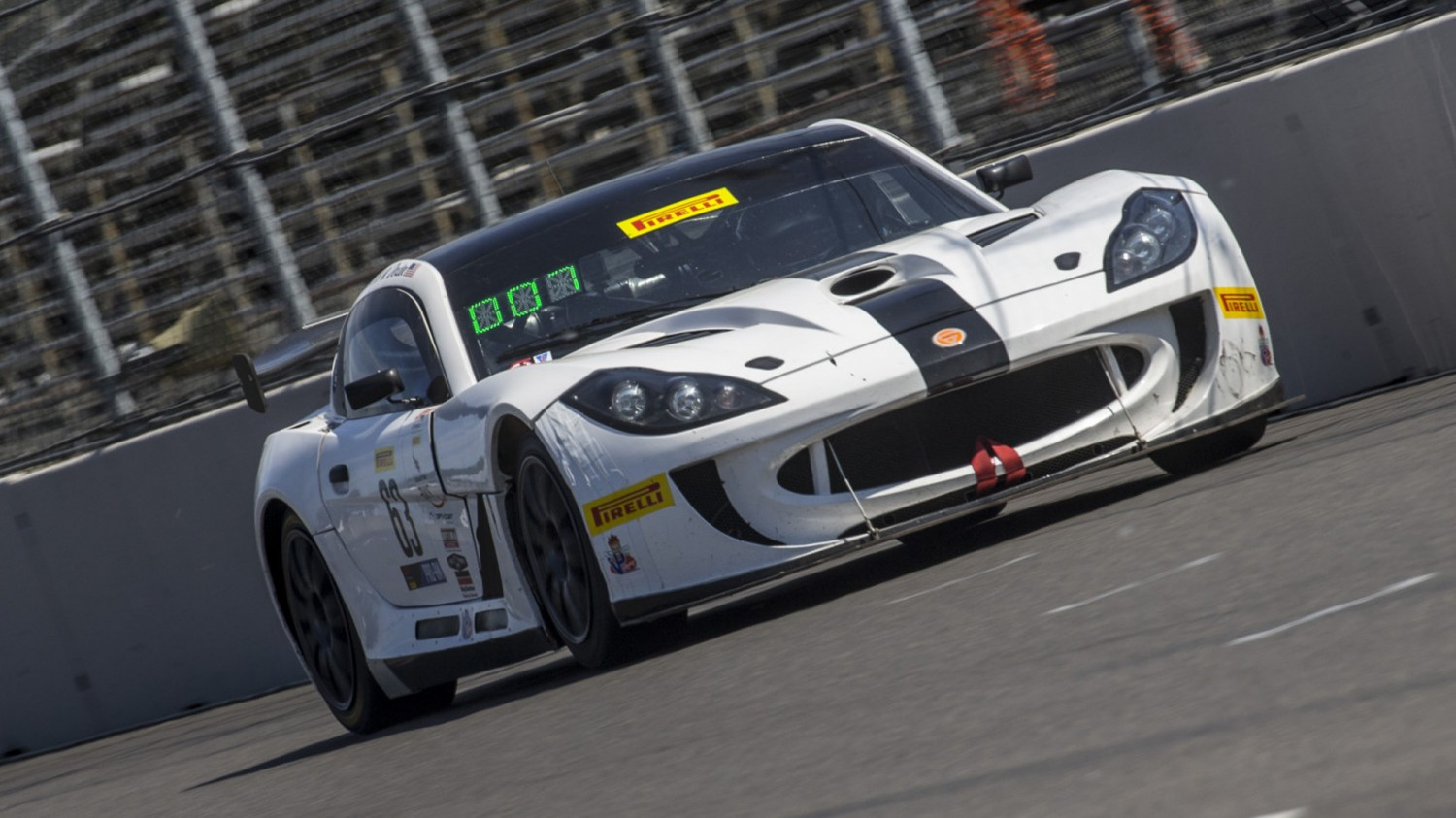 Dexter Racing Follow Up Successful GT4 America Debut with Sights on Watkins Glen