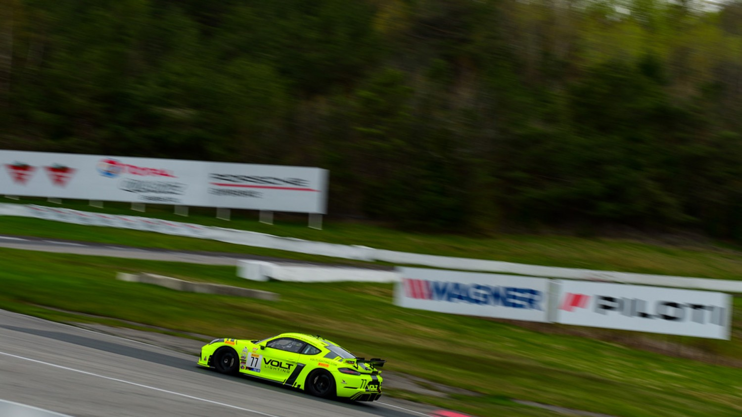 Park Place Motorsports Returns to The Glen