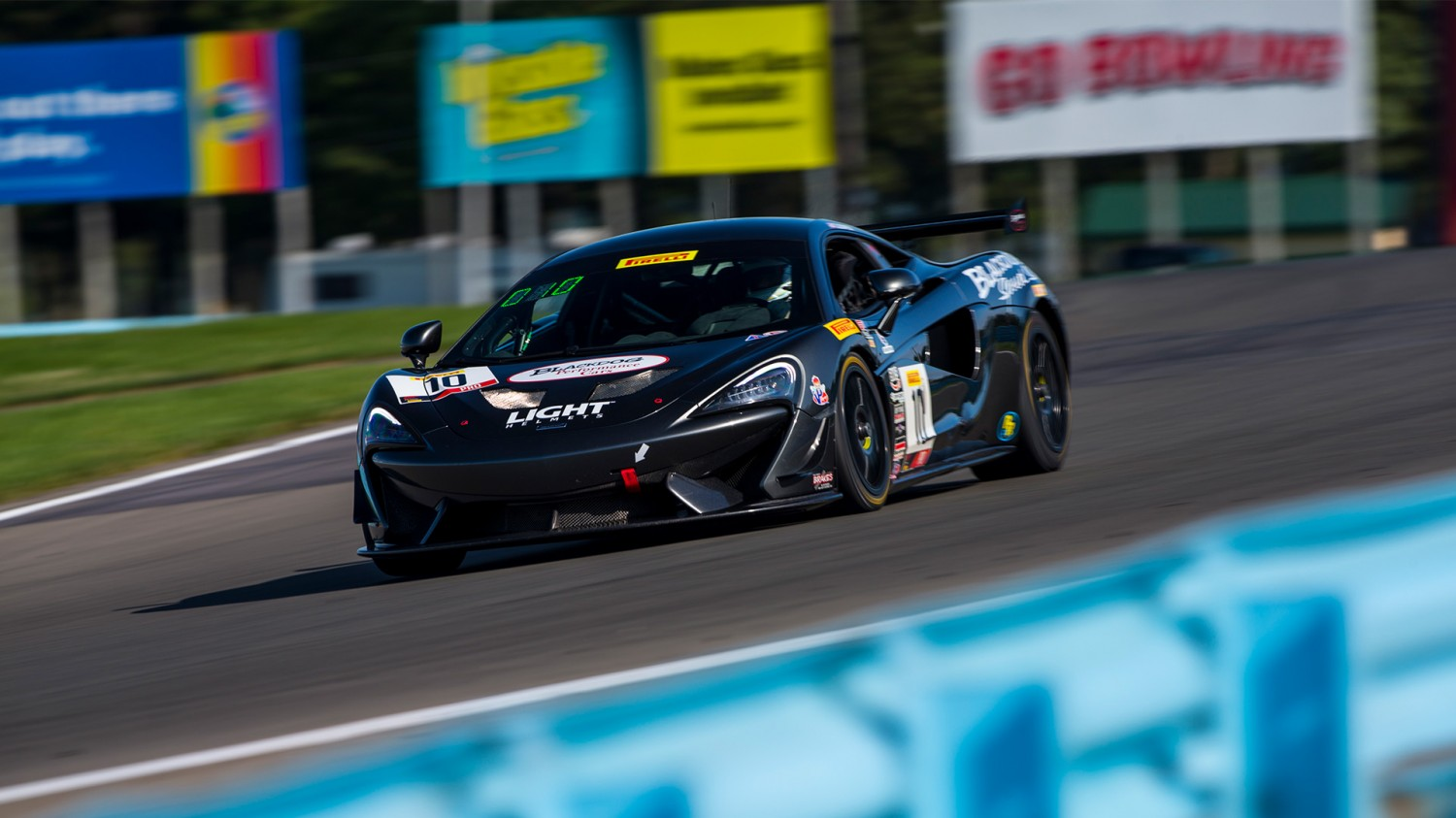 Top-Five Finishes for Cooper, Gaples in Watkins Glen GT4 Sprint Race One