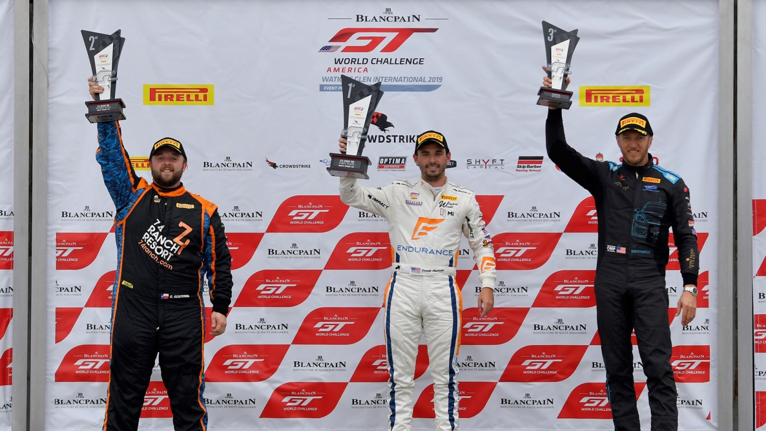 Andretti Takes Exciting Race 2 at The Glen