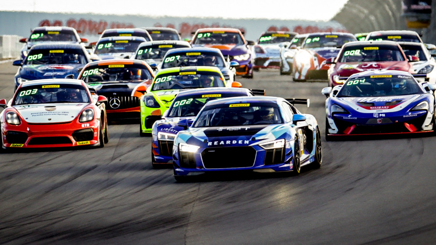 Liefooghe/Quinlan, Hart/Travis Ready for SprintX Battle at Road America