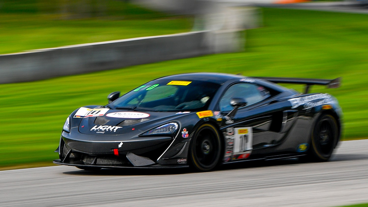 Cooper Claims Victory for Pirelli GT4 America Sprint Race 1 at Road America