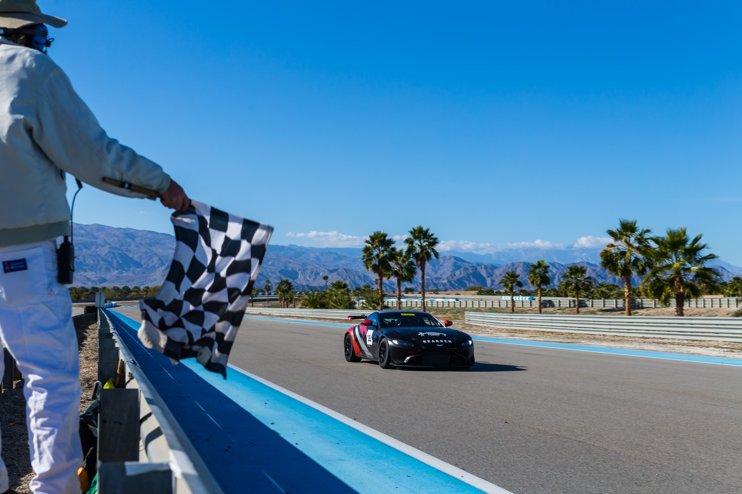 GT Sports Club and GT4 Run Groups - 2019 Winter Invitational at The Thermal Club, Dec 13-15, 2019 - Thermal, Calif.