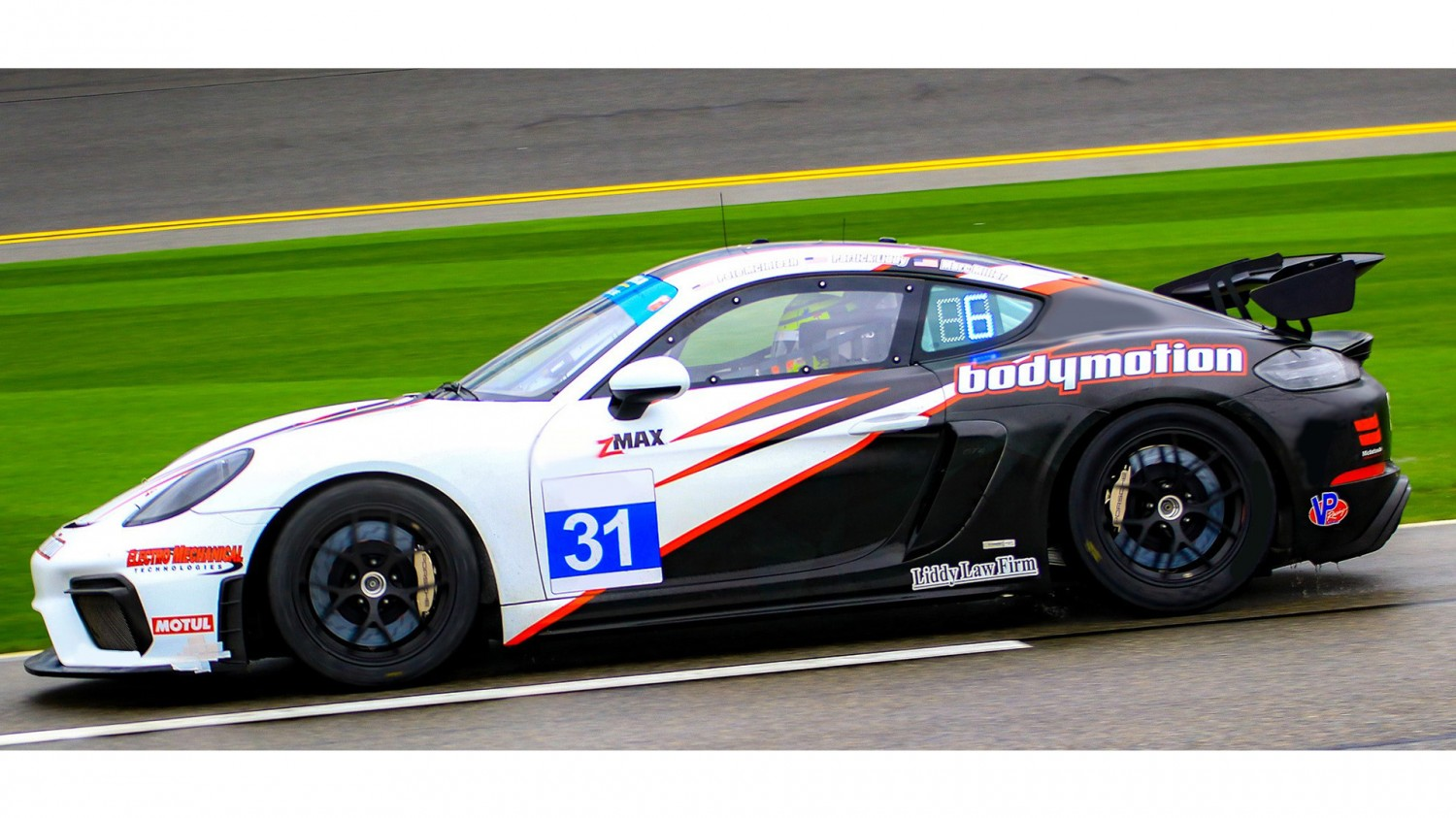 Bodymotion Racing Switches Gears to Expand Program into SRO Pirelli GT4 America Competition