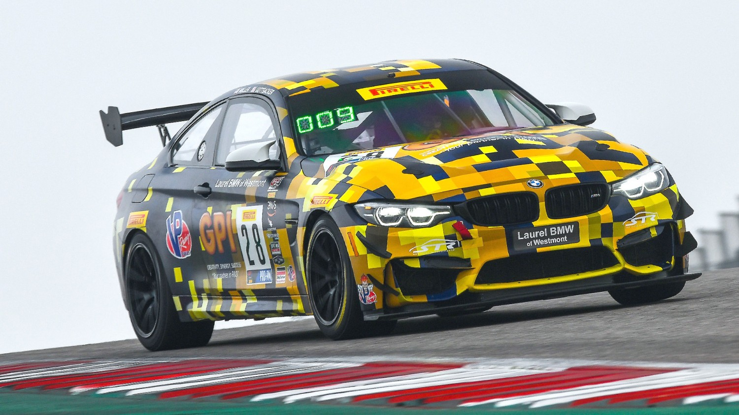 Gottsacker, Miller Sign with ST Racing for Pirelli GT4 America SprintX West Run