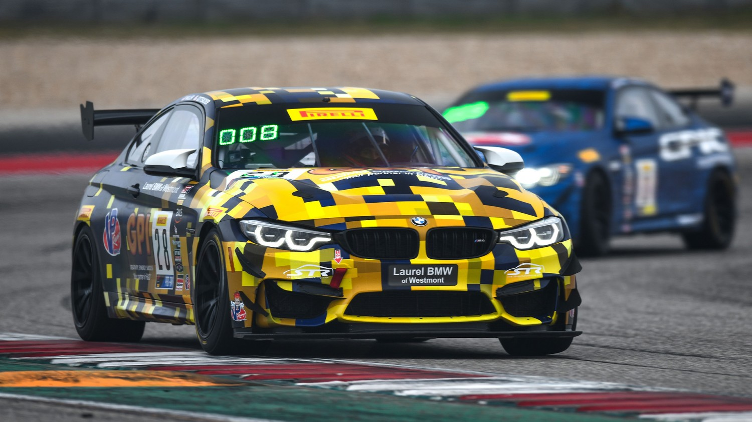 Pirelli GT4 America Action Returns to the West at the Renowned Laguna Seca Circuit