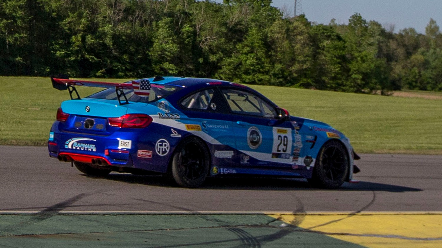 McAleer/Raphael Win Contentious SprintX Overall Podium Saturday
