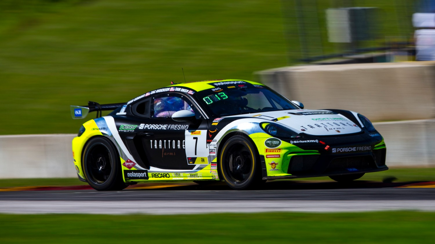 CJ Wilson & Porsche Fresno partners with OGH Motorsports for GT4 America title push