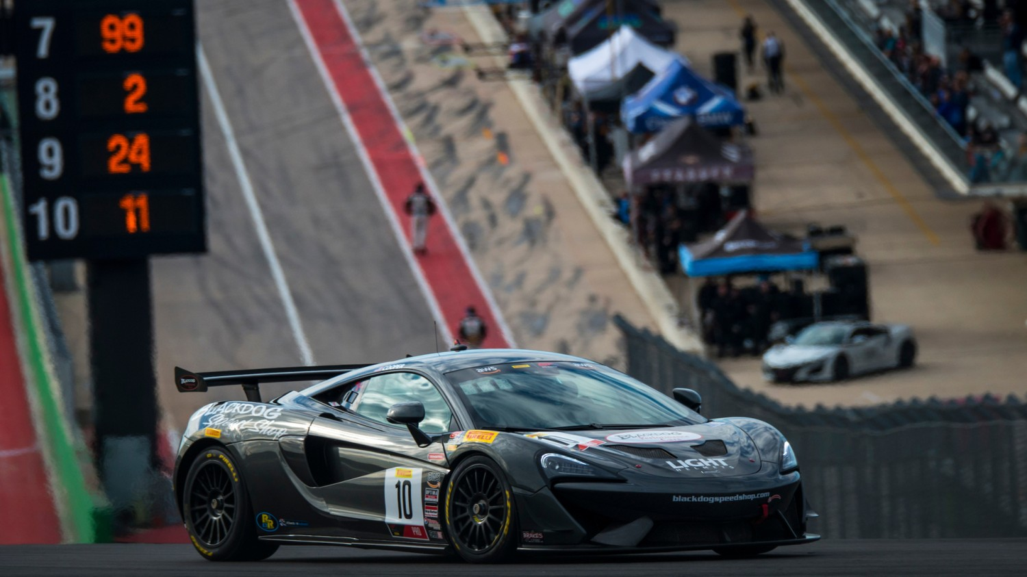 Blackdog Speed Shop Takes GT4 Momentum Back to COTA