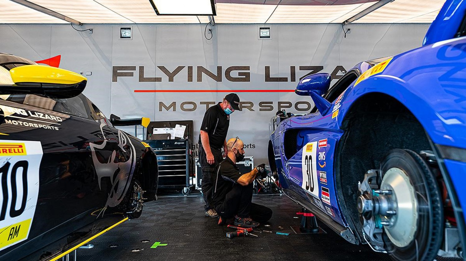 Flying Lizard Motorsports Returns to Circuit of the Americas