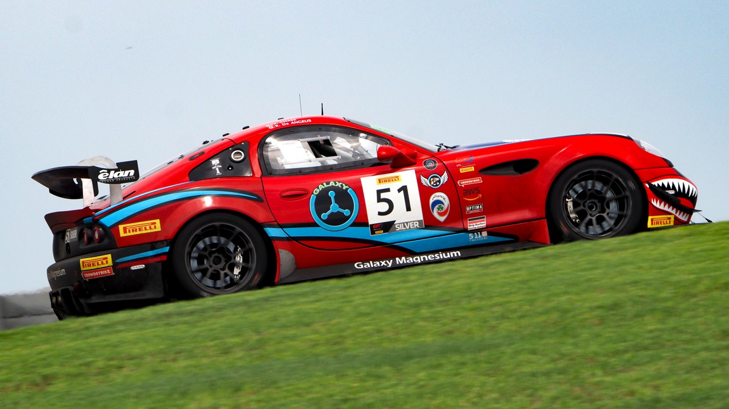Panoz Racing Take Exciting Victory At COTA for Pirelli GT4 America SprintX Race 1