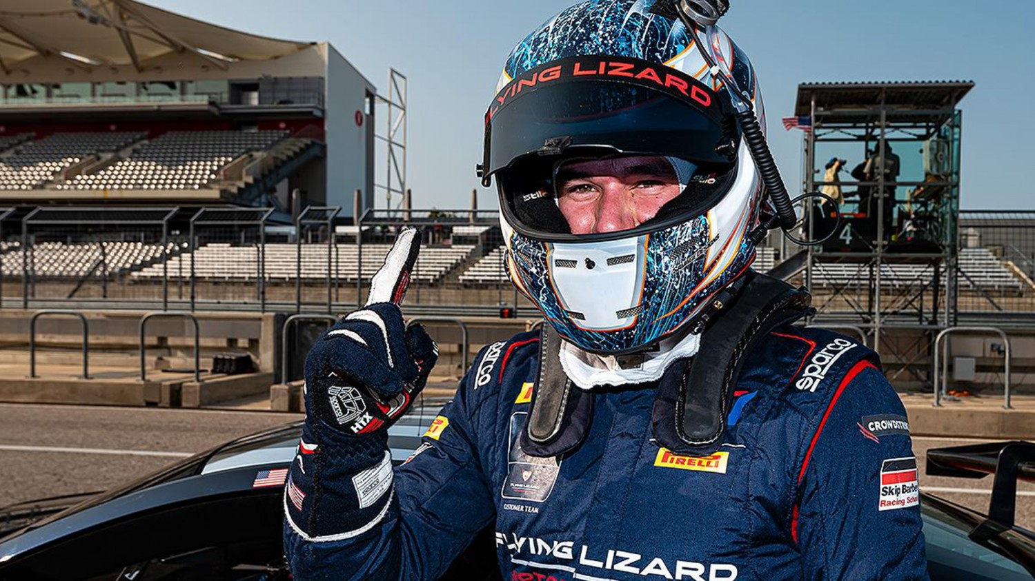 Flying Lizard Motorsports Clinches Sprint Championship at Circuit of the Americas
