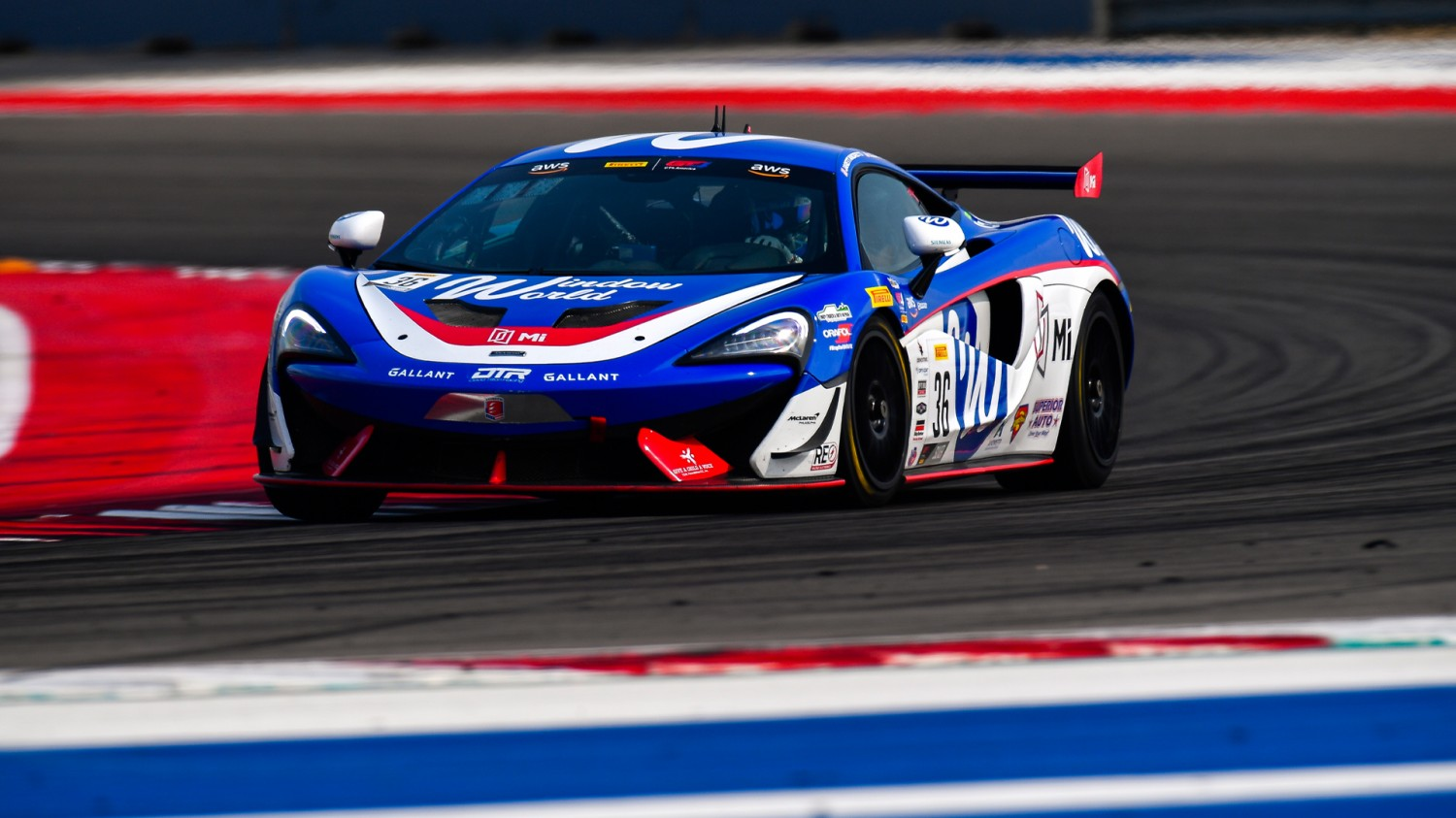 Pirelli GT4 America SprintX Holds Season Finale At The Racing Capital Of The World