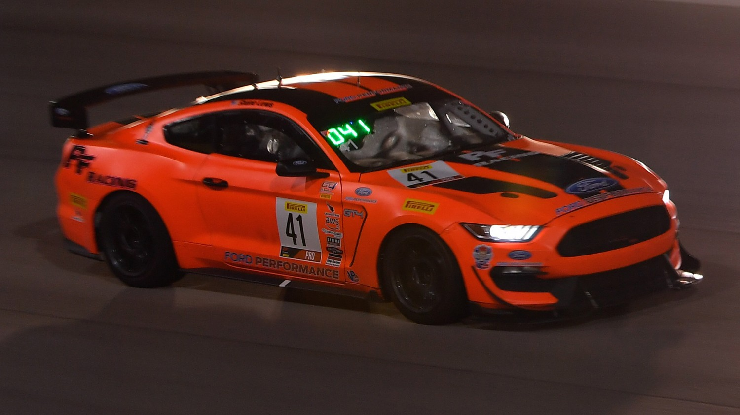 Shane Lewis Leads Pirelli GT4 America Field For Opening Practice Session At LVMS