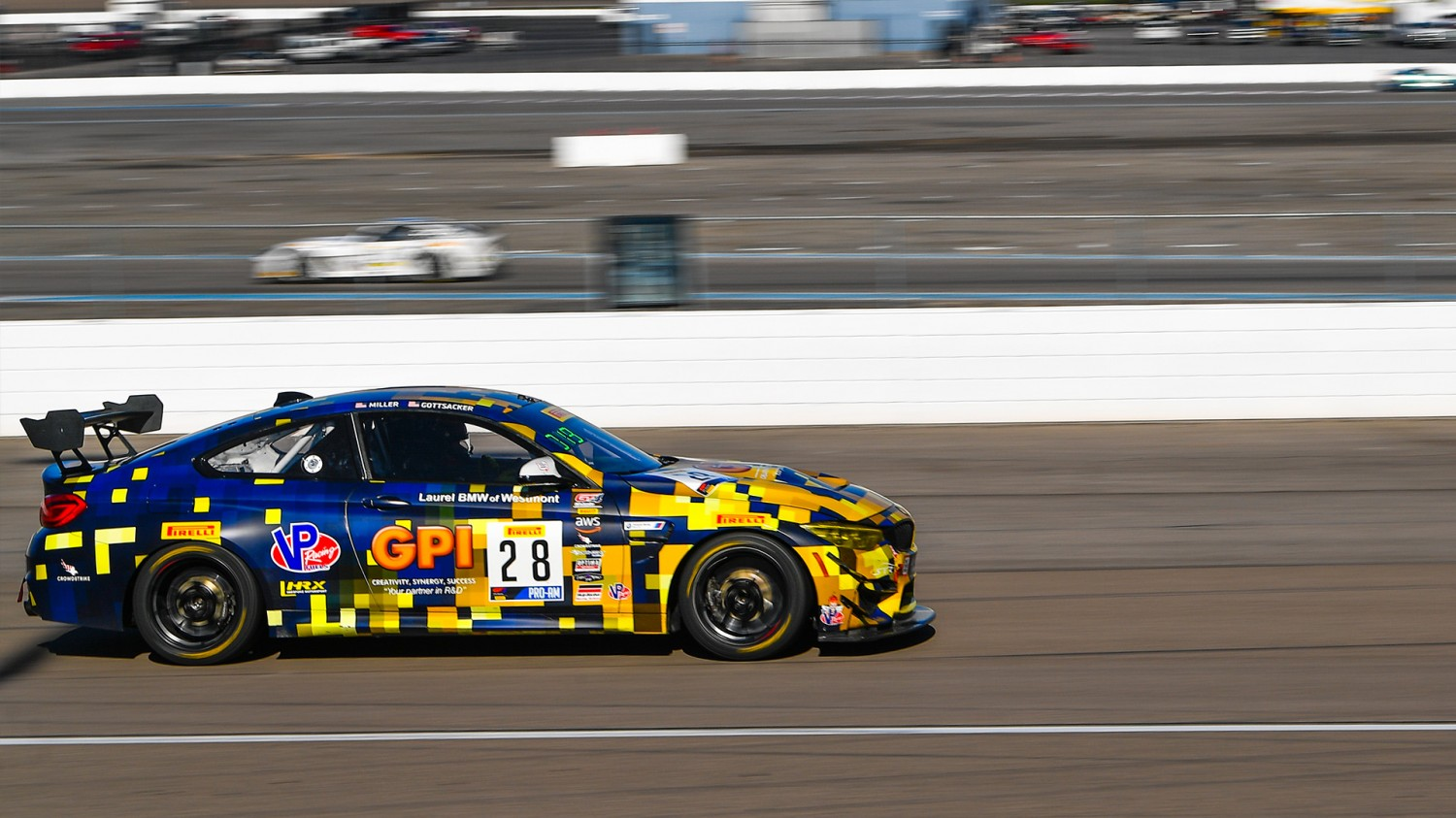 ST Racing ends season at the top of the GT4 America West Championship