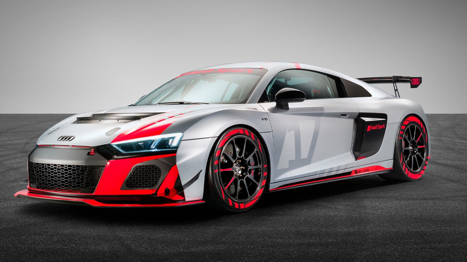 Audi R8 LMS GT4 Racecars Get Upgrades for 2020