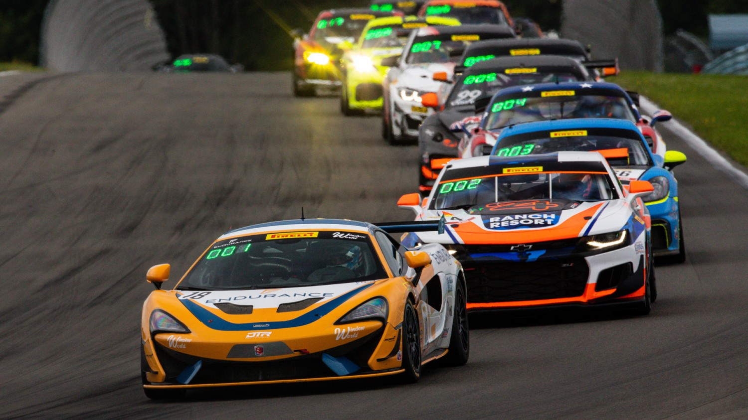 Pirelli GT4 America Schedule Set for 2020 Campaign