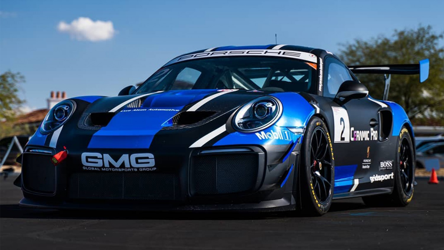 GMG Racing's Jason Bell Confirms GT4 SprintX with Andrew Davis and GT2 for Upcoming Season