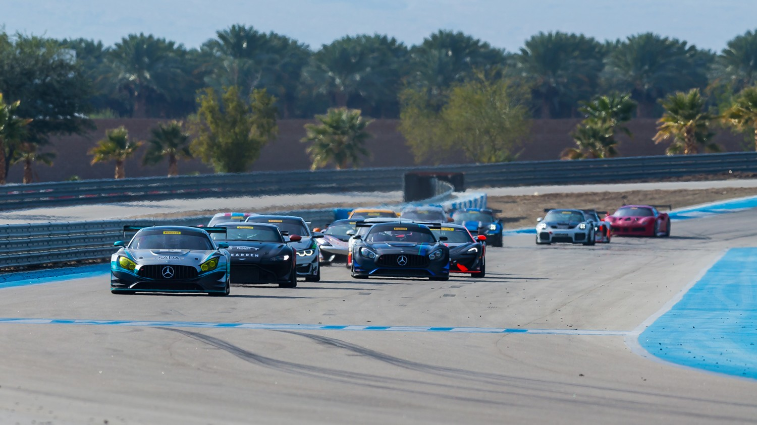 Sports Car Racing Returns with the Winter Invitational at The Thermal Club