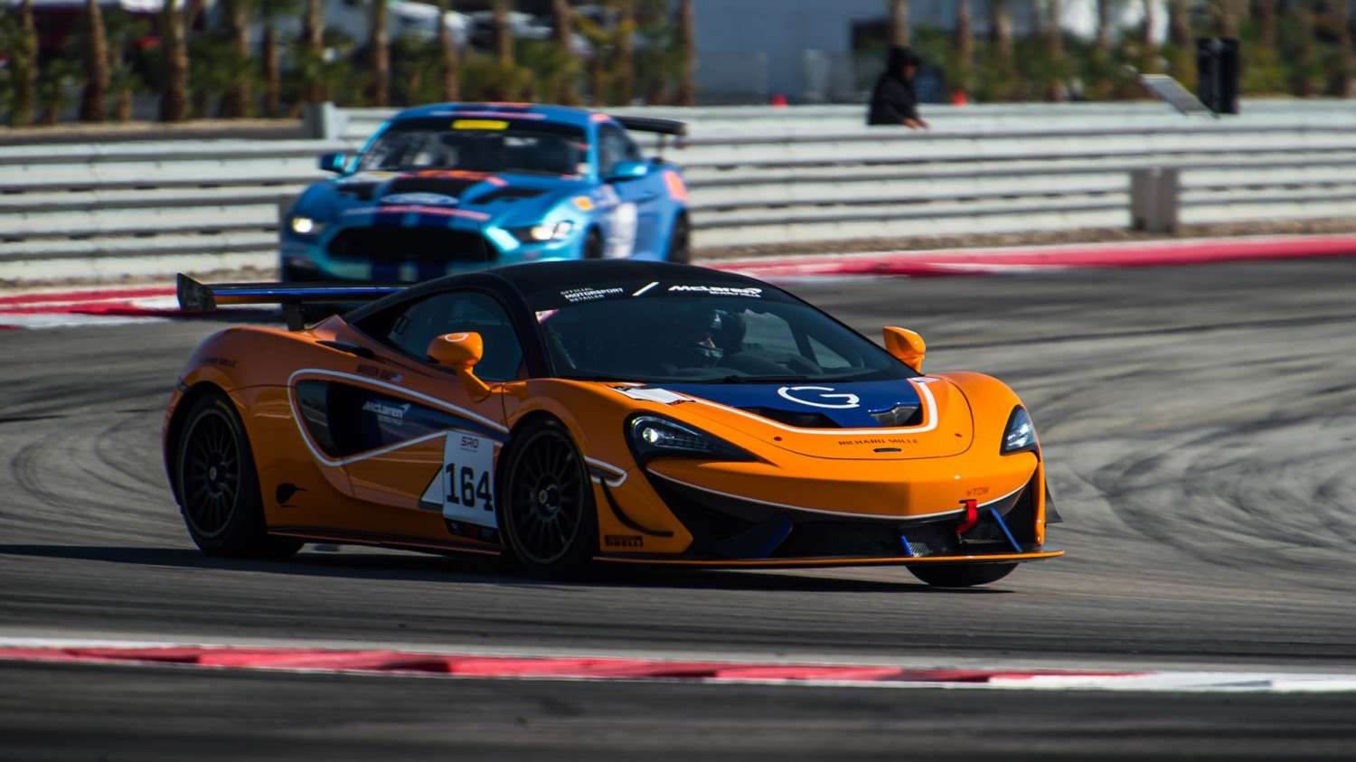 GT4 Sports Cars Burn Up the Track for Start of Final Thermal Invitational Practice Sessions