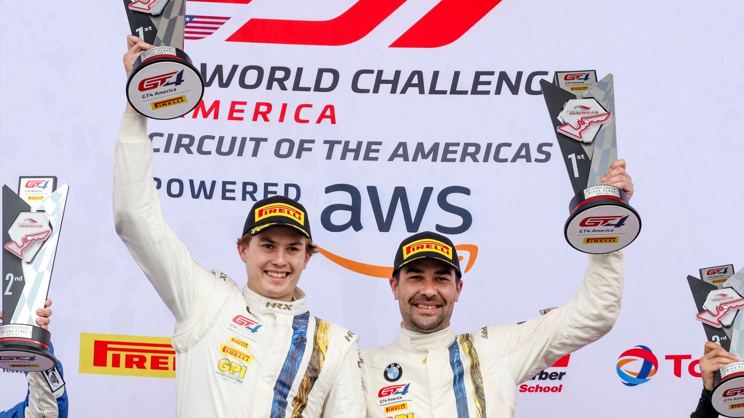 ST Racing Starts the Season with Two Podiums at COTA