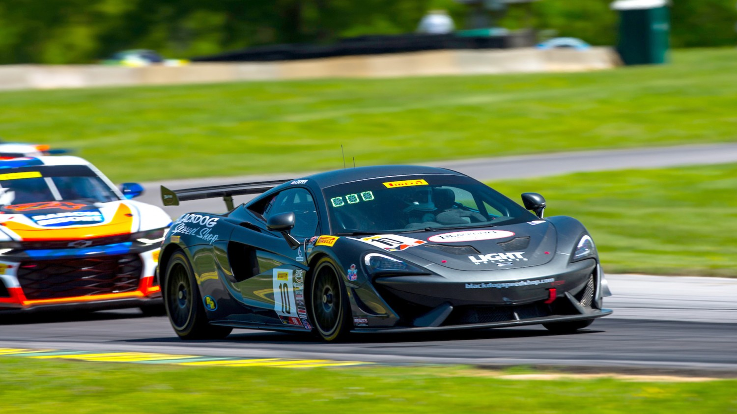 Standby for the Restart: Blackdog Speed Shop Back to Racing at VIR