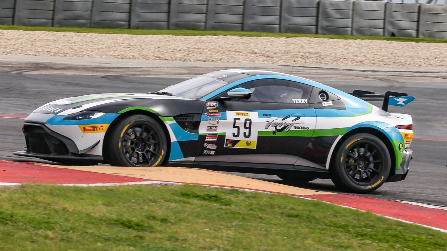 Busy Weekend for Rearden Racing with 4 Cars in SRO Action at VIR, Burton, Kozarov, Terry, Allen and Wilson set in GT4 Machines