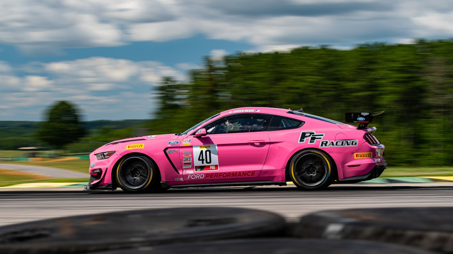 Successful Weekend Back in Action for PF Racing at VIR!