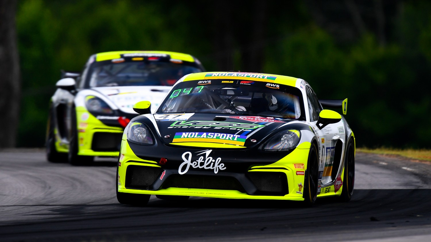 Pirelli GT4 America SprintX Competitors Head West to Wine Country for a Duel at Sonoma Raceway
