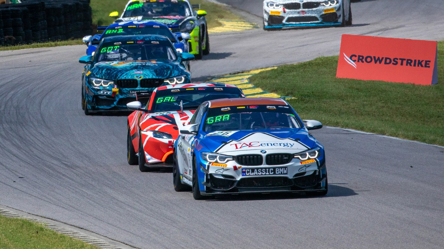 Chandler Hull, Toby Grahovec Seek Another GT4 SprintX Silver Win in VIR-Winning TACEnergy ClassicBMW.com BWM M4 at Sonoma