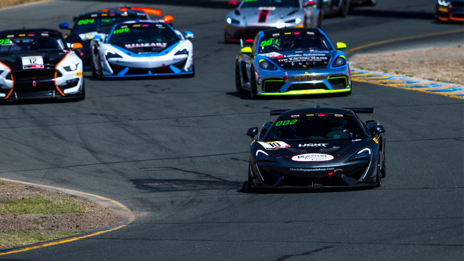 ROLL ON: Cooper, Blackdog Speed Shop Win Again at Sonoma