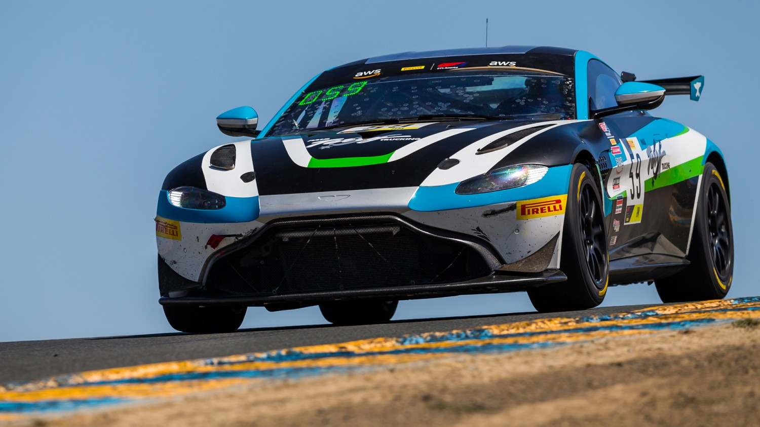 Rearden Racing Heads to Popular Road America After Impressive Wins  In Recent Pirelli GT4 America Action in GT4 Sprint and SprintX Action