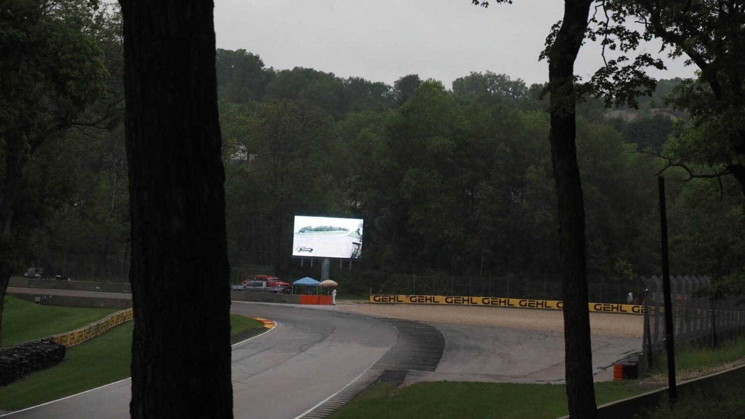 Mother Nature Forces Cancellation of Pirelli GT4 America Sprint Qualifying Session at Road America