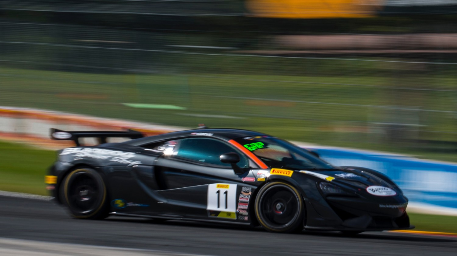 Blackdog Speed Shop Doubles Up Again with McLaren at Road America