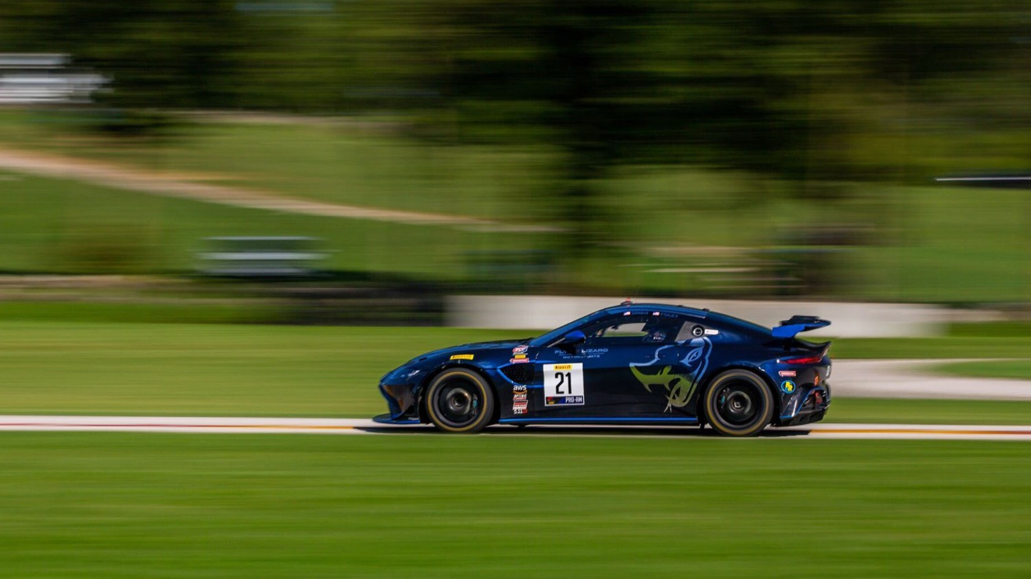 Foley/Dinan Conquer Pirelli GT4 America SprintX Field To Win Race 2 At Road America