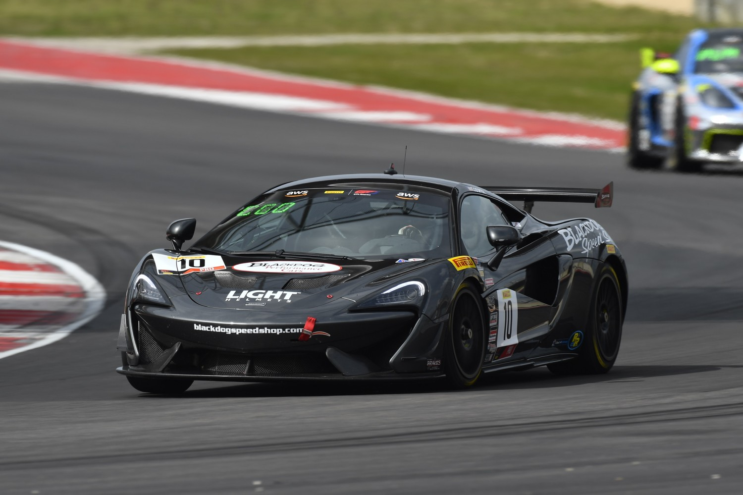 Cooper Takes Exciting Sprint Race 2 Victory at Circuit of The Americas