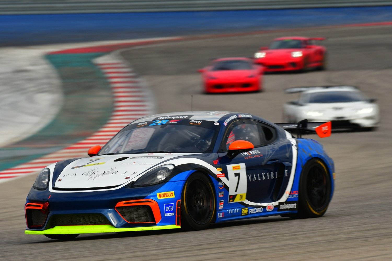 OGH Motorports Will Return to Pirelli GT4 America Competition in Partnership with NOLASPORT
