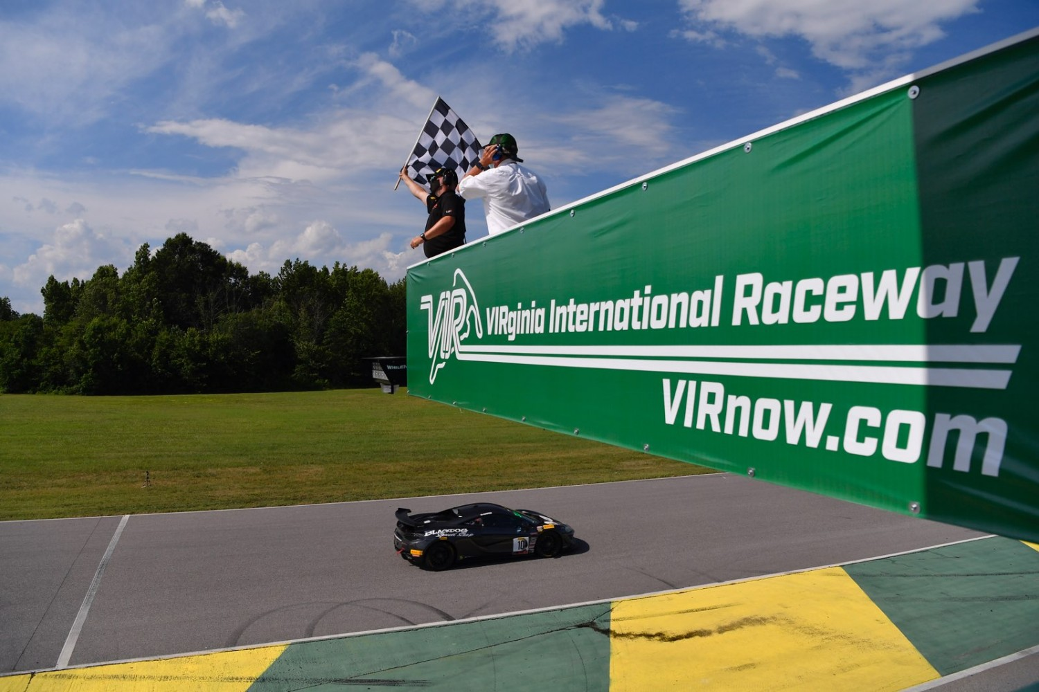 Cooper Wins Again at VIR; Dinan Joins the Sweeps with Am Wins in Tow