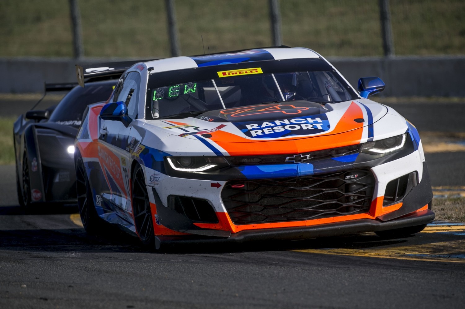 #72, Robinson Racing, Chevrolet Camaro GT4, Shane Lewis, 74 Ranch Resort, SRO at Sonoma Raceway, Sonoma CA  | Brian Cleary/SRO