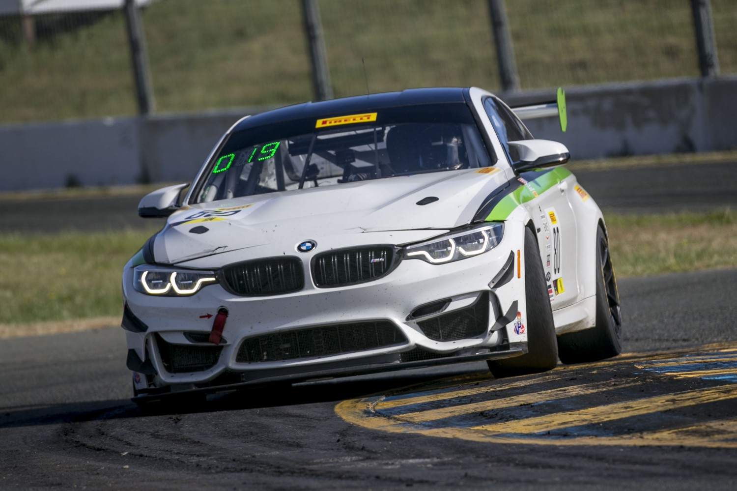 #80, Rearden Racing, BMW M4 GT4, Dmitri Novikov, Monticello Motor Club, Stance, Richard Mille, Rowing Blazers, SRO at Sonoma Raceway, Sonoma CA  | Brian Cleary/SRO
