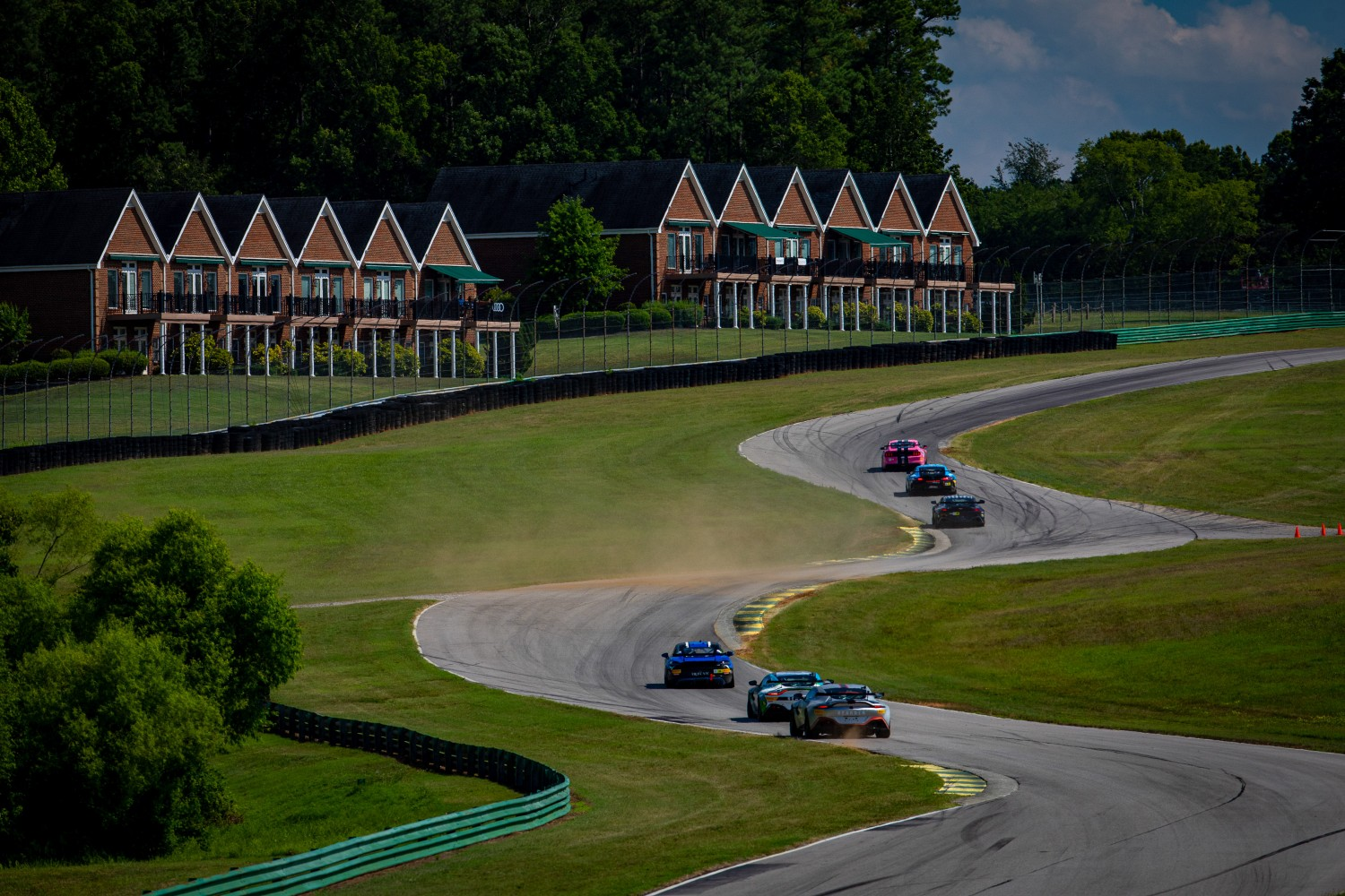 #40 GT4 Sprint, Am, PF Racing, James Pesek, Ford Mustang GT4\, SRO VIR 2020, Alton VA