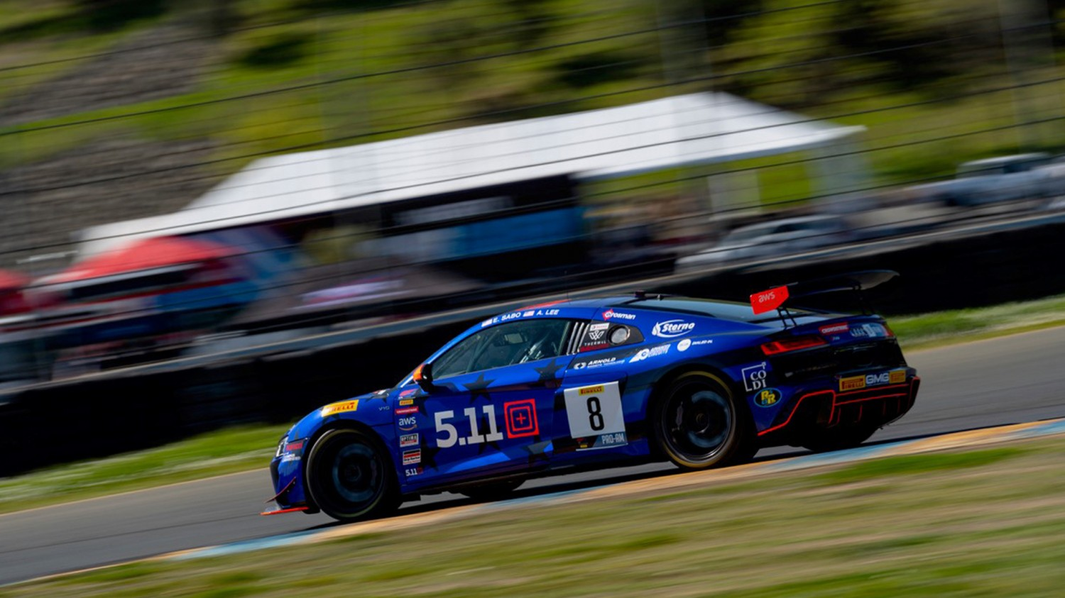 GMG Racing Is Full Throttle Into Opening Weekend At Sonoma Raceway